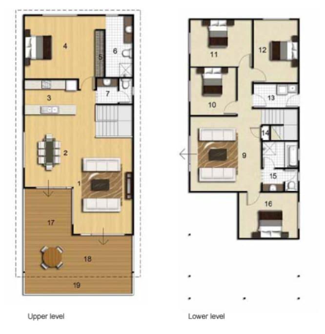 Henry Court Floor Plan