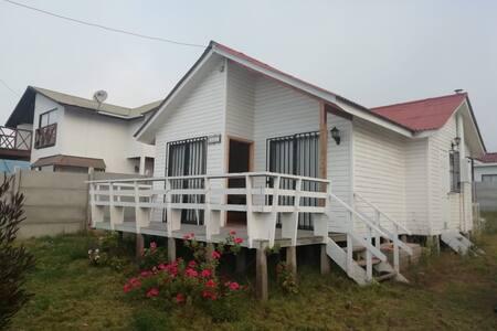 Cabaña en condominio Villamar Guanaqueros