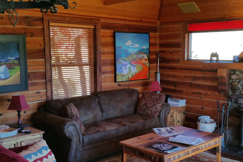 page cabins santa fe landing angel fire vacation rentals