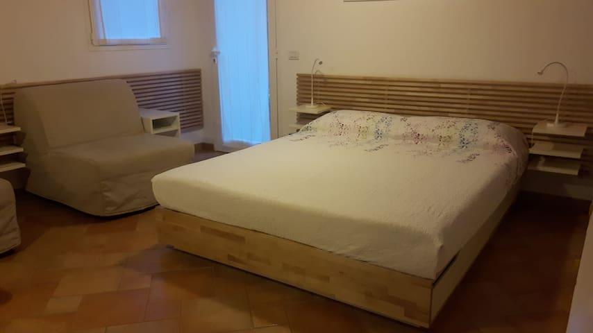 il nuovo letto