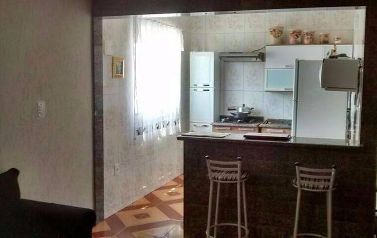 Quarto Rio Comprido - 리우데자네이루 - 단독주택