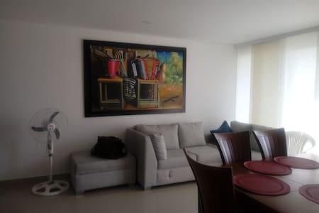 Espectacular Apartamento Amoblado Estrenar Piscina
