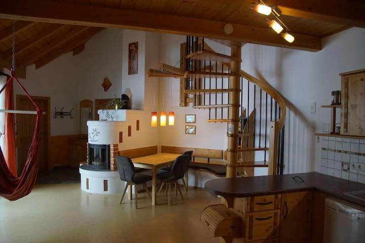 Wohlfühlwohnung 80 m² apartment