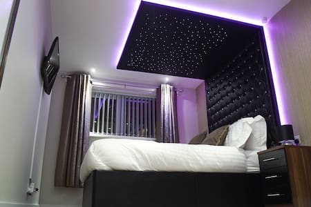 Luxury Serviced Apartment in Bradford - Bradford - Wohnung