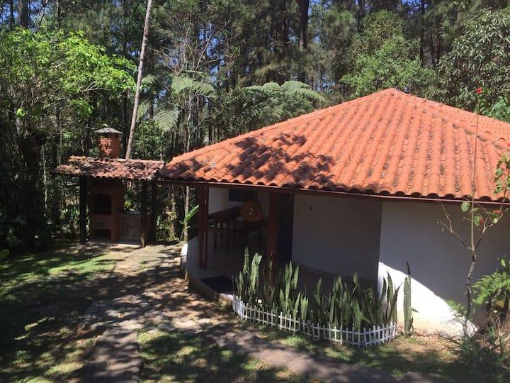Cabana na Montanha-Serrinha do Alambari RJ