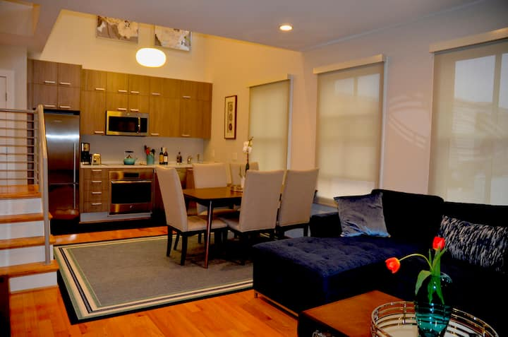 Gorgeous Modern Apartment in Historic Georgetown!