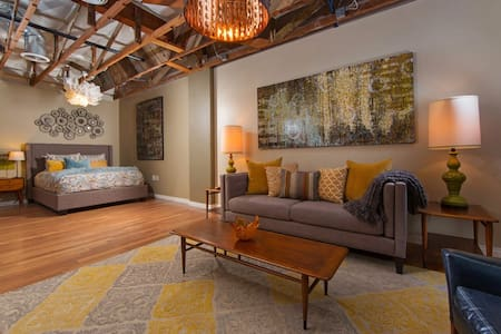 City Loft at Balboa Park - San Diego