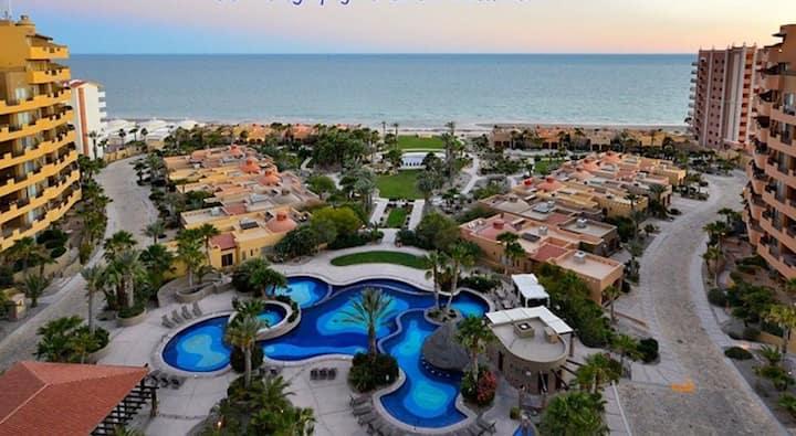 Fun Beach-Front Resort Bella Sirena