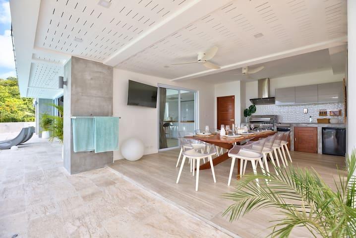 Villa 55 - Bophut Hills /Stylish Seaview Villa