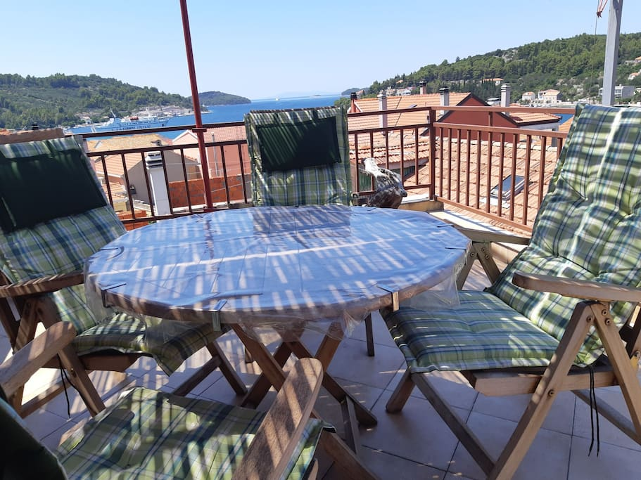 Terrase view