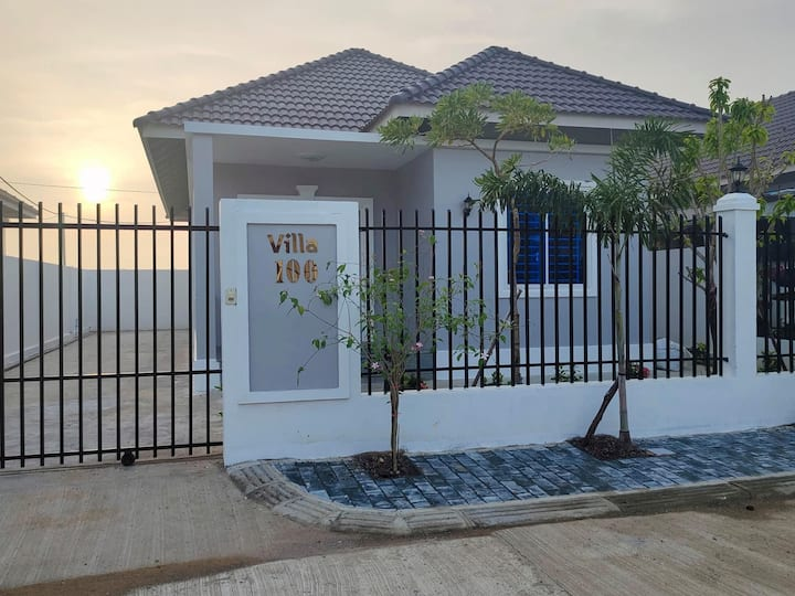 Private and newly built  small Villa