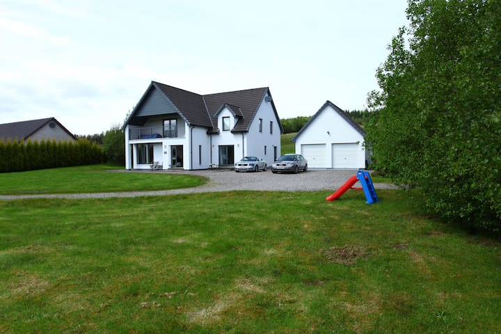 Grey Corries House