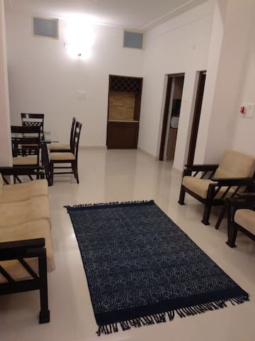 Cosy and stylish independent house in Koramangala