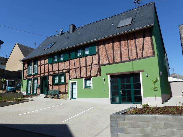 "Das Grüne Haus  - ""Andun´s exclusive Scheune"""