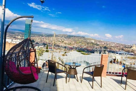 PREMIUM LOCATION IN OLD TBILISI WITH TERACCE