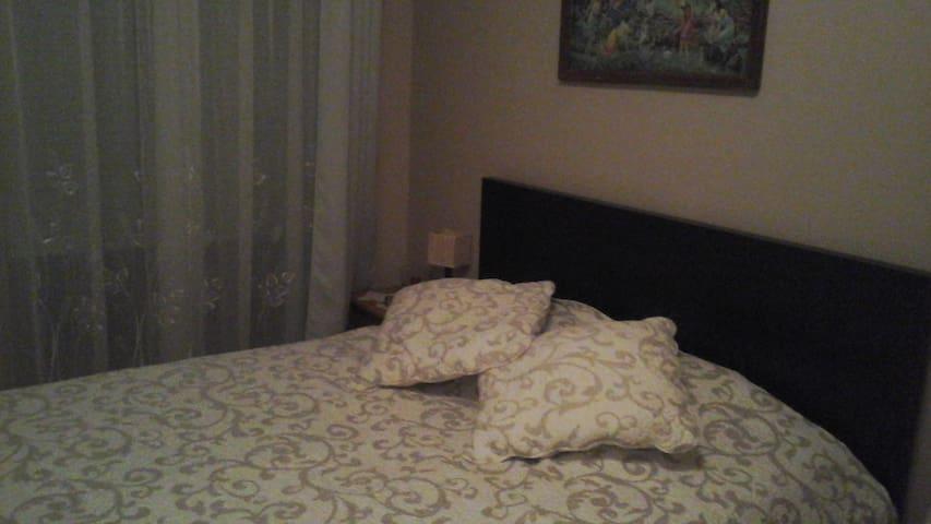 L'appartement trés calme