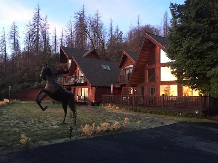 Iron Horse Lodge