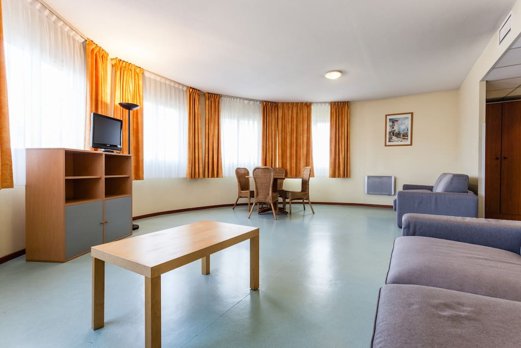 Mulhouse chambre priv e 3 lits 6 voyageurslodge appart for Chambre hote mulhouse