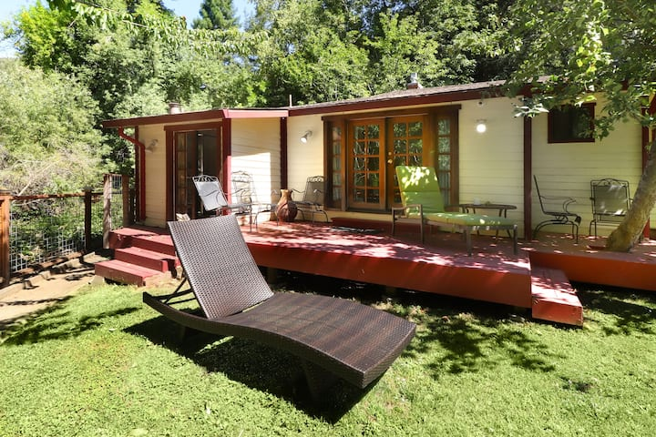 REFLECTIONS: Hot Tub | Fireplaces | Fenced Yard