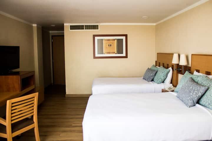 Hotel Mirabel (4 Estrellas) 2 camas matrimonial #4