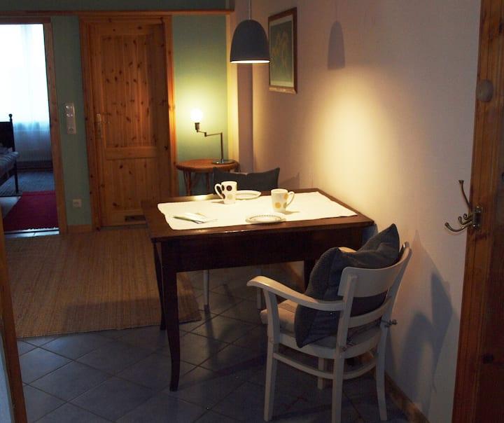 gemütliche, kleine Wohnung in Geisenheim