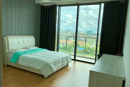 4BR Apartments @ Imperial Suites Kuching (Luco)