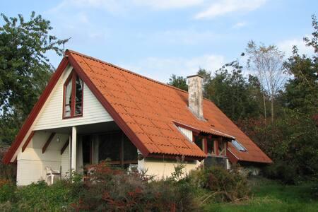 Sommerhus ved Hjarbæk fjord - Løgstrup
