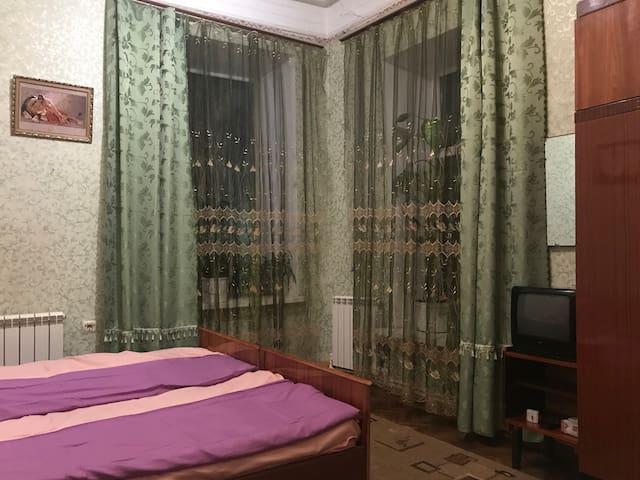 Апартаменты в центре Кисловодска