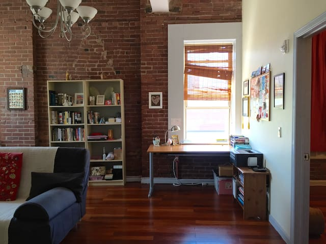 Modern Loft near Little Italy - New Haven - Apartment