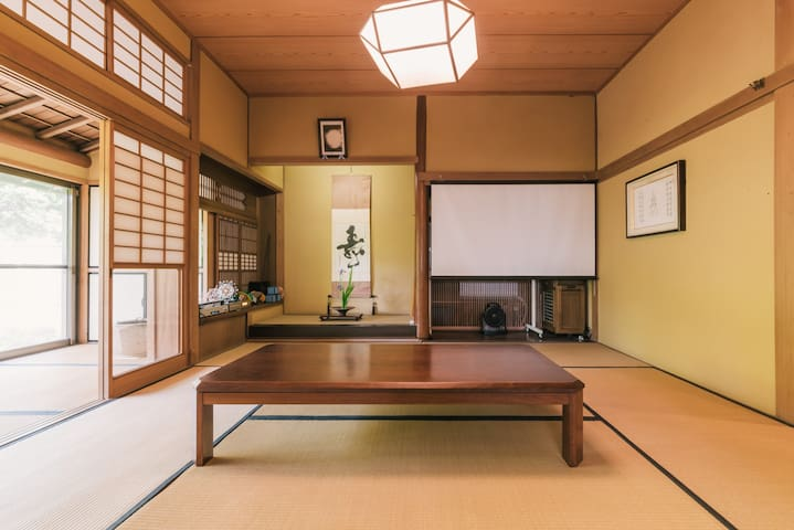 Japanease traditional style rooms 1