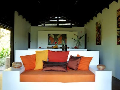 Stylish Open Living, Pool & View - Uvita - บ้าน