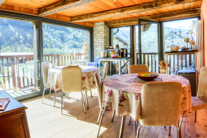 B&B Ometto ai piedi del Monte Rosa - Scopa - Bed & Breakfast