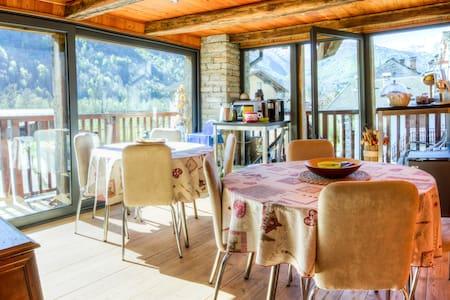 B&B Ometto ai piedi del Monte Rosa - Scopa - ที่พักพร้อมอาหารเช้า