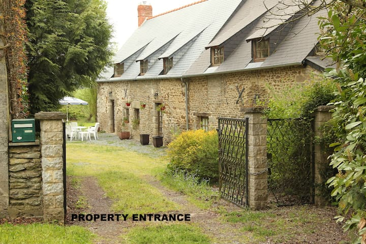 Charming French Country Cottage - Champgenéteux - House
