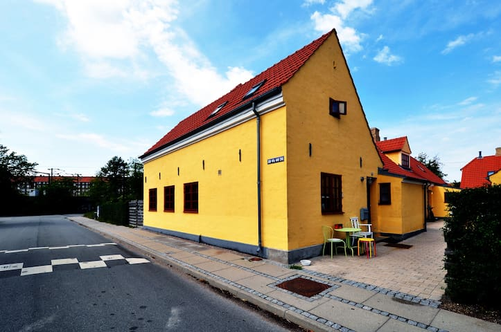 Unique place in the heart of Cph - Copenhague - Bed & Breakfast