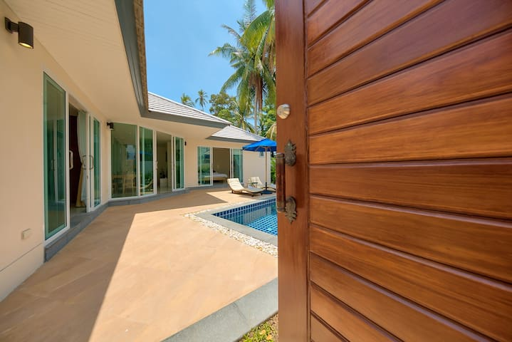 2 Bedroom Private Pool Villa - 107 - Ko Samui - Willa