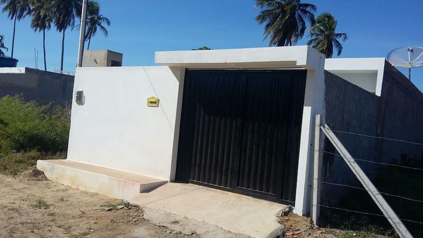 casa em São Miguel dos Milagres/AL - São Miguel dos Milagres - House