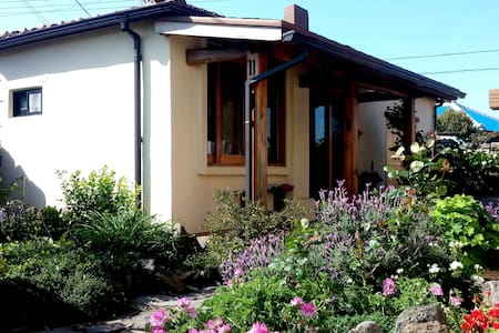 Cozy garden cottage - House