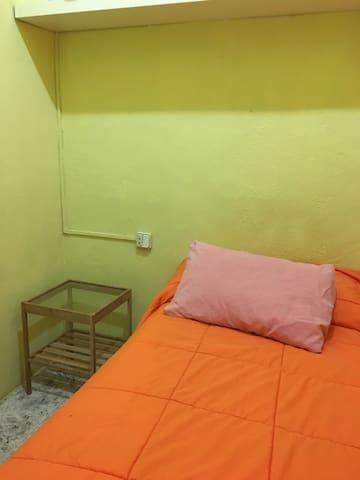 Habitación individual en Macba - Barcelone - Appartement