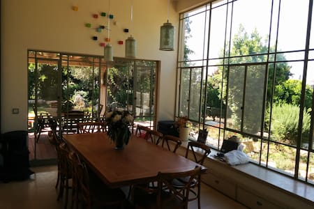 Luxurious farm house near Netanya - Beit Yitzhak-Sha'ar Hefer