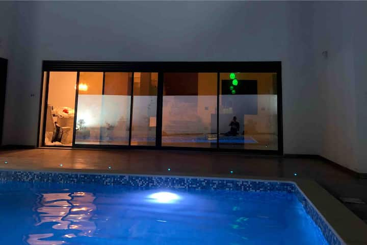 Superbe Villa Moderne avec piscine sans vis à vis