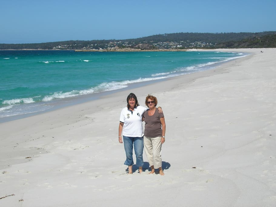 Just 15 mins from Binalong Bay & the world renowned Bay of Fires