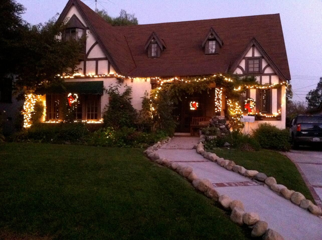 Old Pasadena Cottage