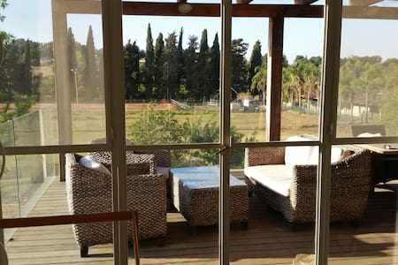 Big country villa in Bnei Zion - Bnei Zion