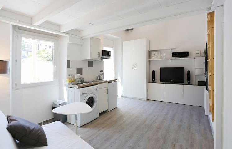 Nice flat - Sunny terrace and WiFi - Toulon - Appartamento