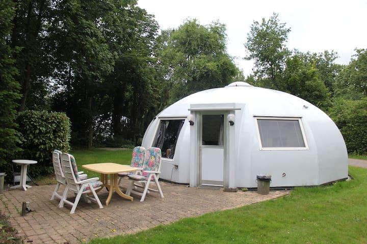 Geweldige vakantie bungalow in Chaam Noord Brabant - Diemen - Bungalow