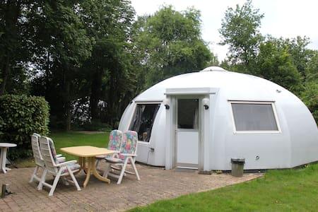 Geweldige vakantie bungalow in Chaam Noord Brabant - Diemen