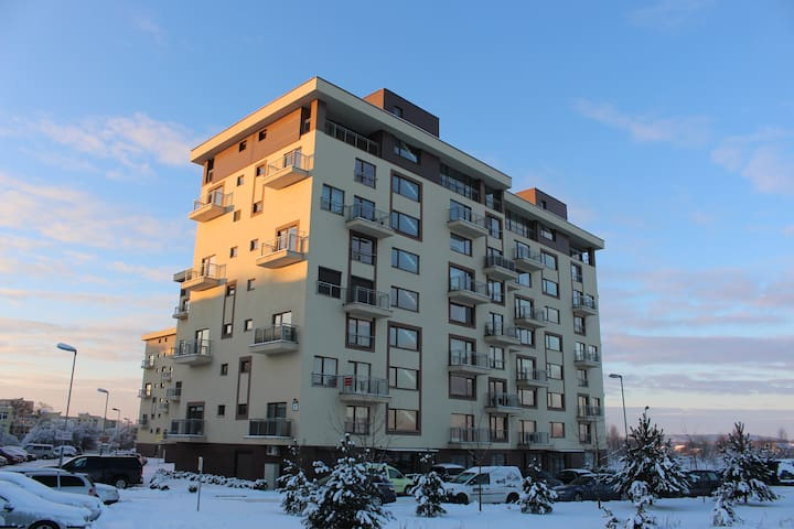 Snug and warm apartment at Druskininkai - Neravai - Serviced apartment