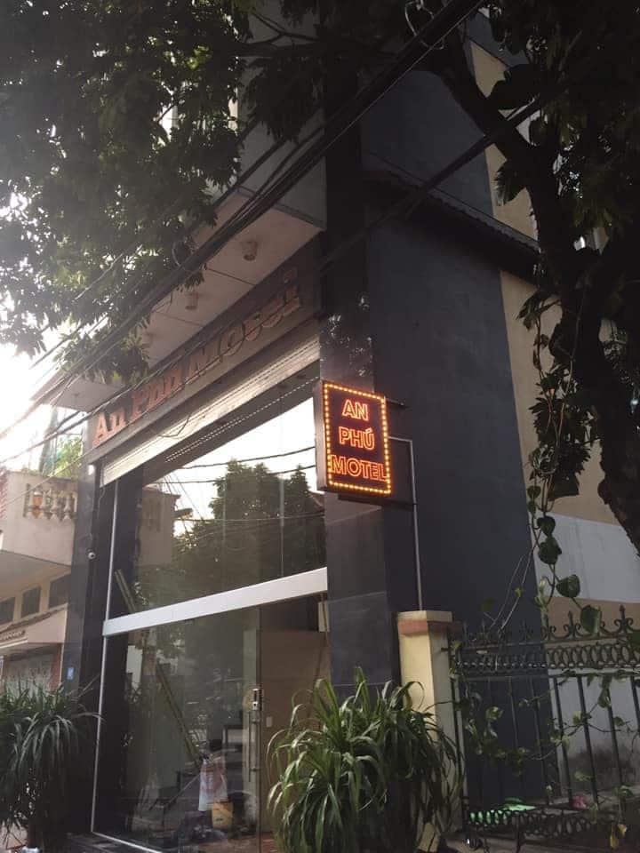 An Phú Motel - căn hộ dịch vụ/phòng ở khách sạn.