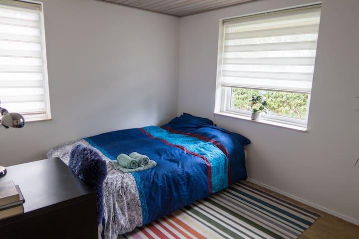 Private & cozy room close to Copenhagen Airport
